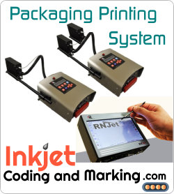 Packaging Labeling Printing System for Corrugated Cartons