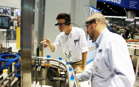 Morrison Container Handling Solutions Brings Augmented Reality and Remote Support Technology to Manufacturing at PACK EXPO Las Vegas