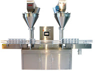 Dual-Head Net Weight Automatic Auger Filler [A-500]