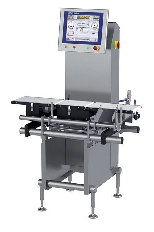 METTLER TOLEDO C3000 Series Checkweighers Maximize Productivity  And Feature Robust Design that Meets Heavy Washdown Applications