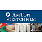 AmTopp Stretch Film, AmTopp is a division of Inteplast Group<br /><br />